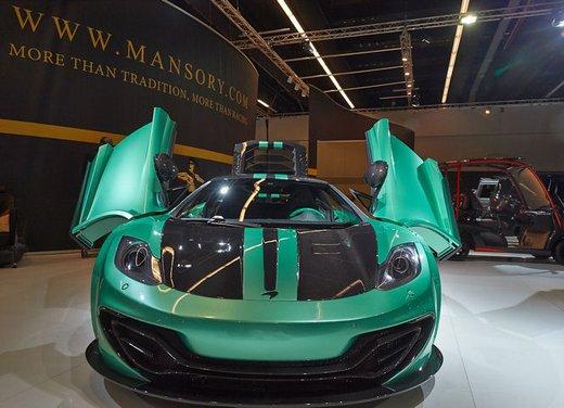 Una gallery di Supercar al Salone di Francoforte 2013 - Foto 14 di 15