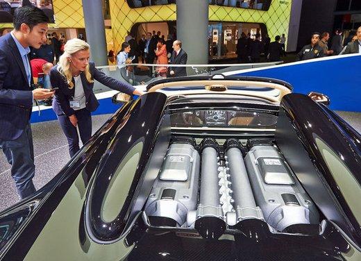 Una gallery di Supercar al Salone di Francoforte 2013 - Foto 8 di 15