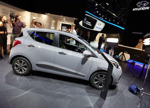 Nuova Hyundai i10 in arrivo a novembre - Foto 9 di 10