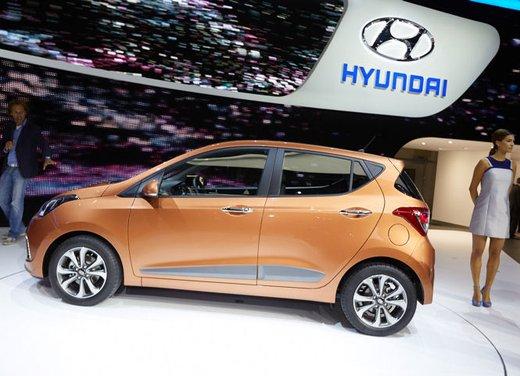 Nuova Hyundai i10 in arrivo a novembre - Foto 4 di 10