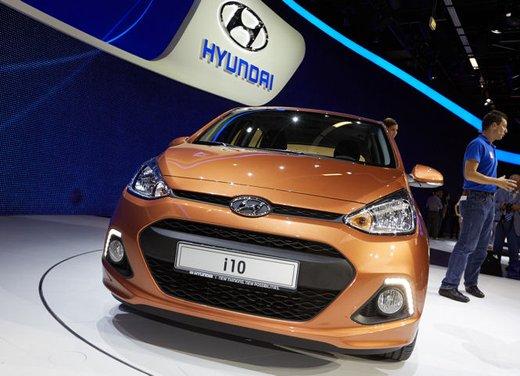 Nuova Hyundai i10 in arrivo a novembre - Foto 6 di 10
