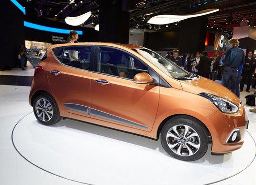 Nuova Hyundai i10 in arrivo a novembre - Foto 1 di 10
