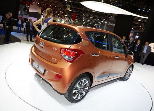 Nuova Hyundai i10 in arrivo a novembre - Foto 2 di 10