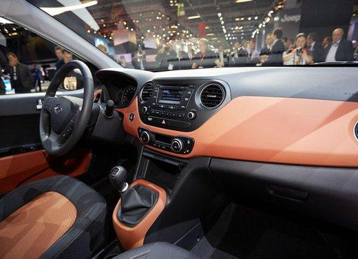 Nuova Hyundai i10 in arrivo a novembre - Foto 7 di 10