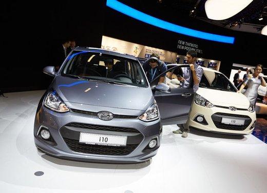Nuova Hyundai i10 in arrivo a novembre - Foto 10 di 10