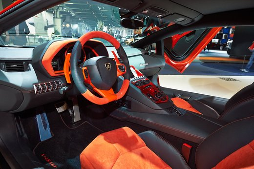 Lamborghini Aventador Nervudo by Hamann - Foto 6 di 7