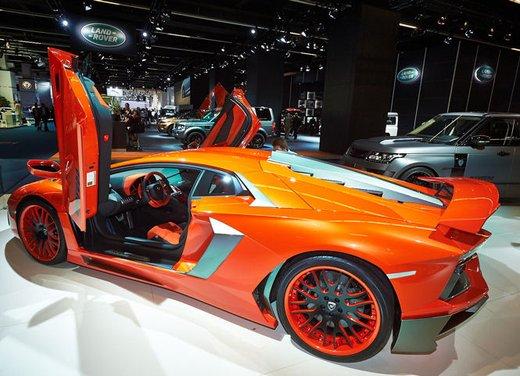 Lamborghini Aventador Nervudo by Hamann - Foto 4 di 7
