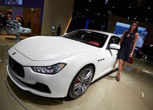 Tutte le novità auto al Salone di Francoforte 2013 - Foto 8 di 25