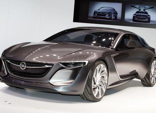 Tutte le novità auto al Salone di Francoforte 2013 - Foto 20 di 25