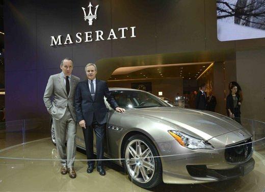 Maserati Quattroporte Ermenegildo Zegna Concept - Foto 1 di 6