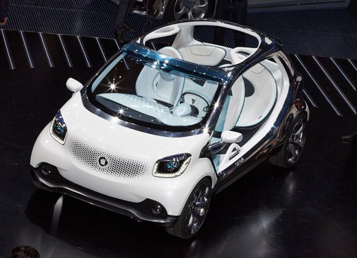 Tutte le novità auto al Salone di Francoforte 2013 - Foto 18 di 25
