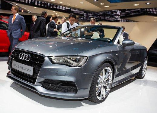Novità Audi al Salone di Francoforte 2013 - Foto 8 di 20