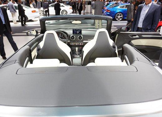 Novità Audi al Salone di Francoforte 2013 - Foto 10 di 20