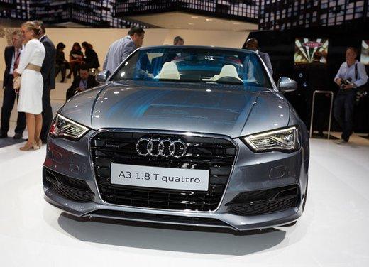 Novità Audi al Salone di Francoforte 2013 - Foto 6 di 20