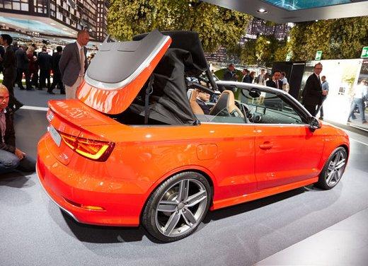 Novità Audi al Salone di Francoforte 2013 - Foto 15 di 20