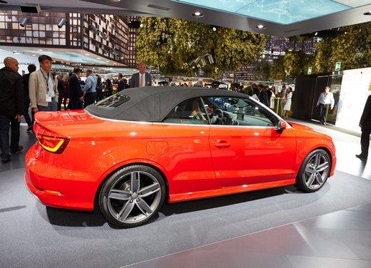 Novità Audi al Salone di Francoforte 2013 - Foto 14 di 20
