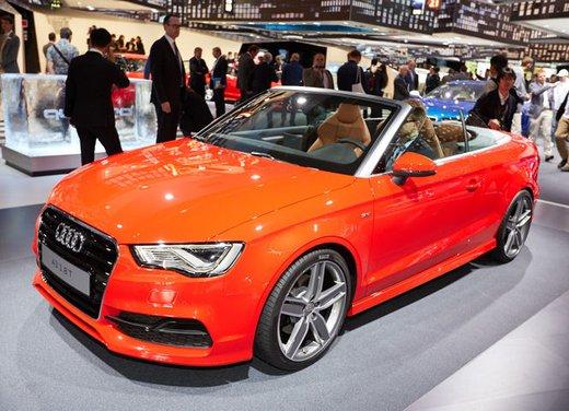 Novità Audi al Salone di Francoforte 2013 - Foto 13 di 20