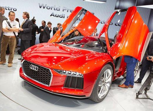 Novità Audi al Salone di Francoforte 2013 - Foto 16 di 20