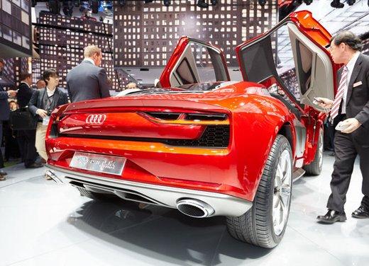 Novità Audi al Salone di Francoforte 2013 - Foto 17 di 20