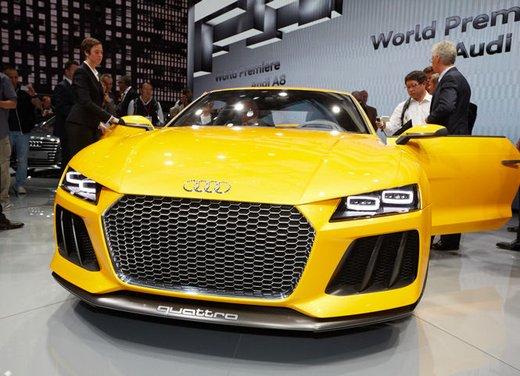 Novità Audi al Salone di Francoforte 2013 - Foto 1 di 20