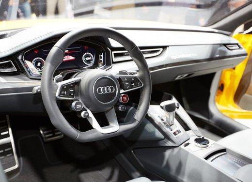 Novità Audi al Salone di Francoforte 2013 - Foto 11 di 20