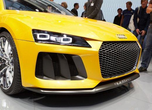 Novità Audi al Salone di Francoforte 2013 - Foto 3 di 20