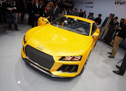 Novità Audi al Salone di Francoforte 2013 - Foto 2 di 20