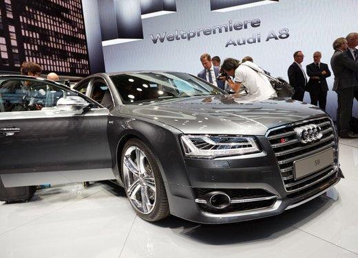 Novità Audi al Salone di Francoforte 2013 - Foto 19 di 20