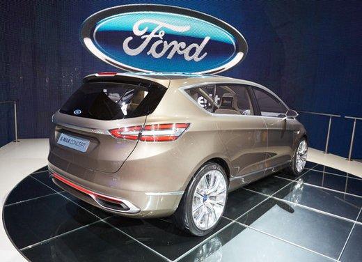 Ford S-Max Concept - Foto 14 di 17