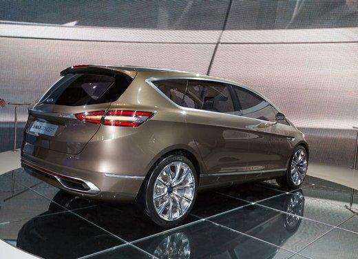 Ford S-Max Concept - Foto 1 di 17