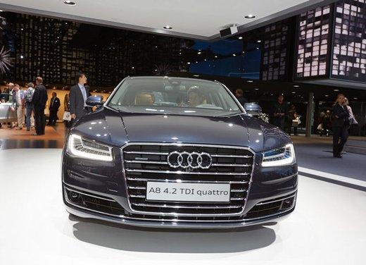 Novità Audi al Salone di Francoforte 2013 - Foto 5 di 20