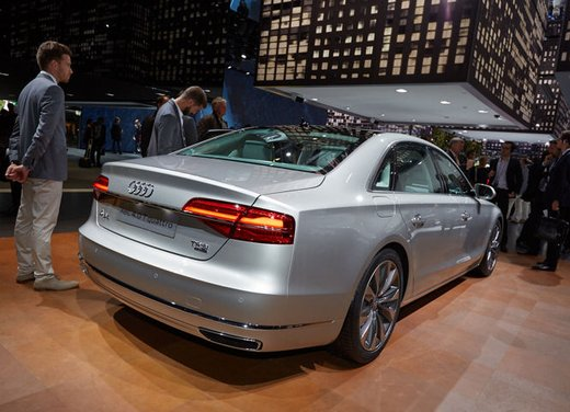 Novità Audi al Salone di Francoforte 2013 - Foto 7 di 20