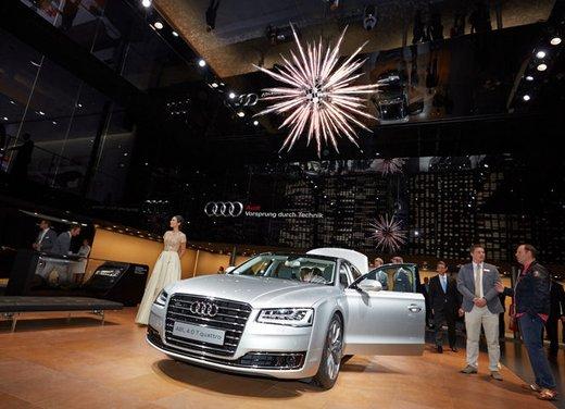 Novità Audi al Salone di Francoforte 2013 - Foto 20 di 20
