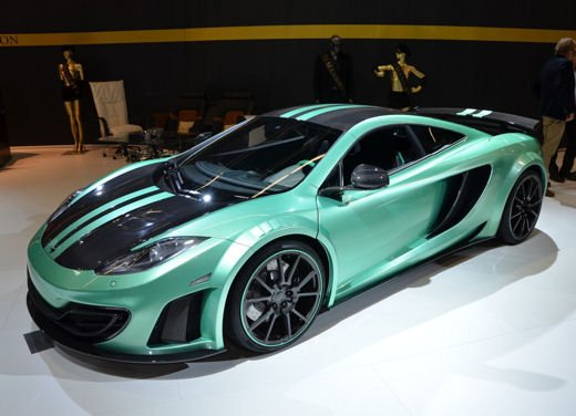 McLaren 12C by Mansory