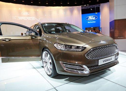 Ford Mondeo Vignale Concept - Foto 5 di 8