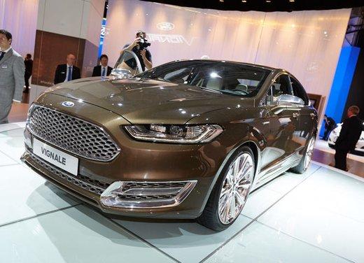 Ford Mondeo Vignale Concept - Foto 3 di 8