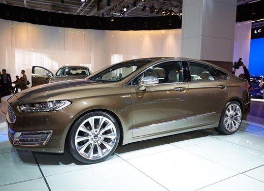 Ford Mondeo Vignale Concept - Foto 1 di 8