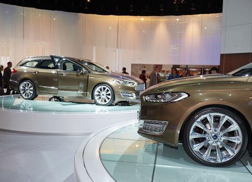 Ford Mondeo Vignale Concept - Foto 6 di 8