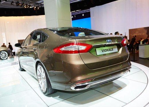 Ford Mondeo Vignale Concept - Foto 8 di 8
