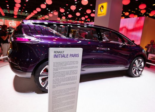 Renault Initiale Paris Concept - Foto 6 di 11