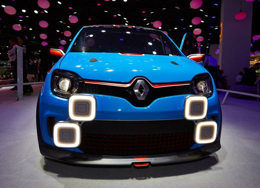 Renault Twin'RUN Concept - Foto 6 di 25
