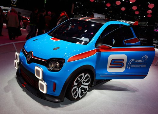Renault Twin'RUN Concept - Foto 5 di 25
