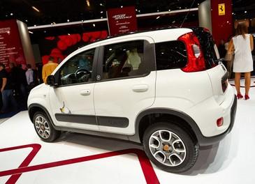 Fiat Panda 4×4 Antartica - Foto 5 di 6