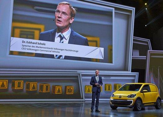 Volkswagen e-load Up! - Foto 2 di 6
