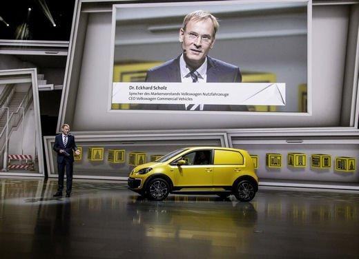 Volkswagen e-load Up! - Foto 4 di 6