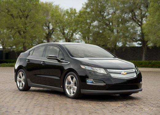 Chevrolet Volt prezzi a partire da 39.500 euro - Foto 5 di 9