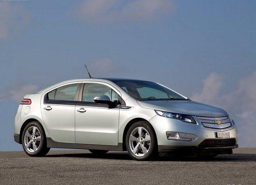 Chevrolet Volt prezzi a partire da 39.500 euro - Foto 6 di 9