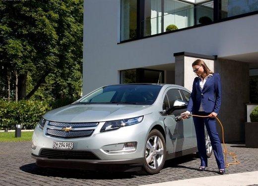 Chevrolet Volt prezzi a partire da 39.500 euro - Foto 1 di 9