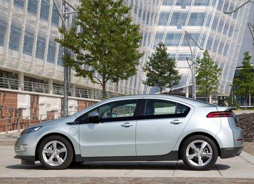Chevrolet Volt prezzi a partire da 39.500 euro - Foto 8 di 9
