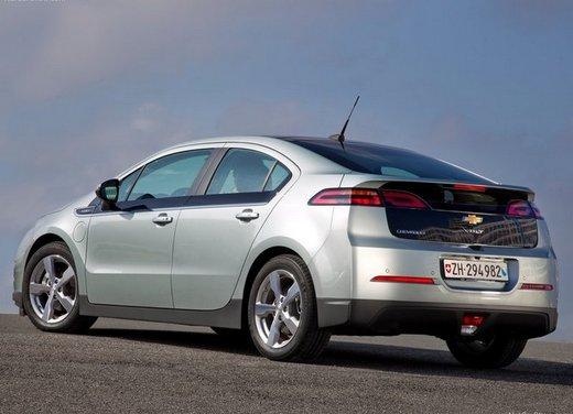 Chevrolet Volt prezzi a partire da 39.500 euro - Foto 9 di 9
